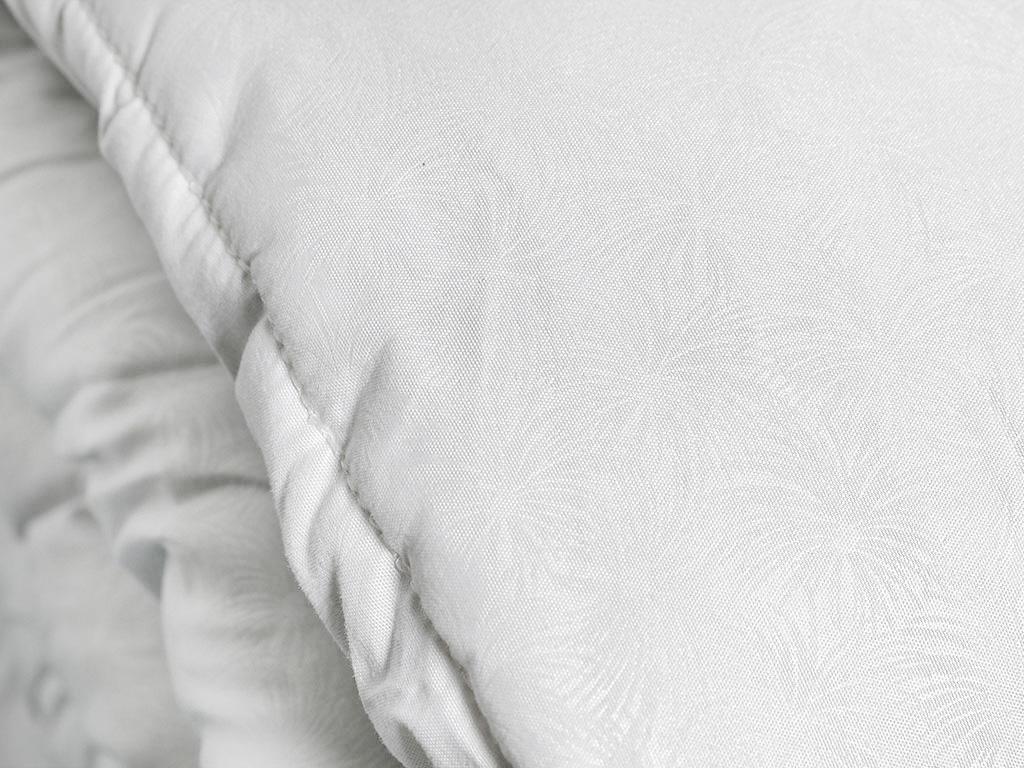 Bamboo Basic Quilt Set Single Size 155x215 Cm White