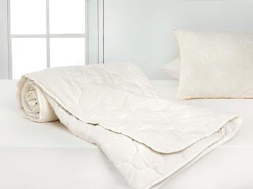 Comfy Памучен Юрган Единичен Размер 155x215 См Бяло
