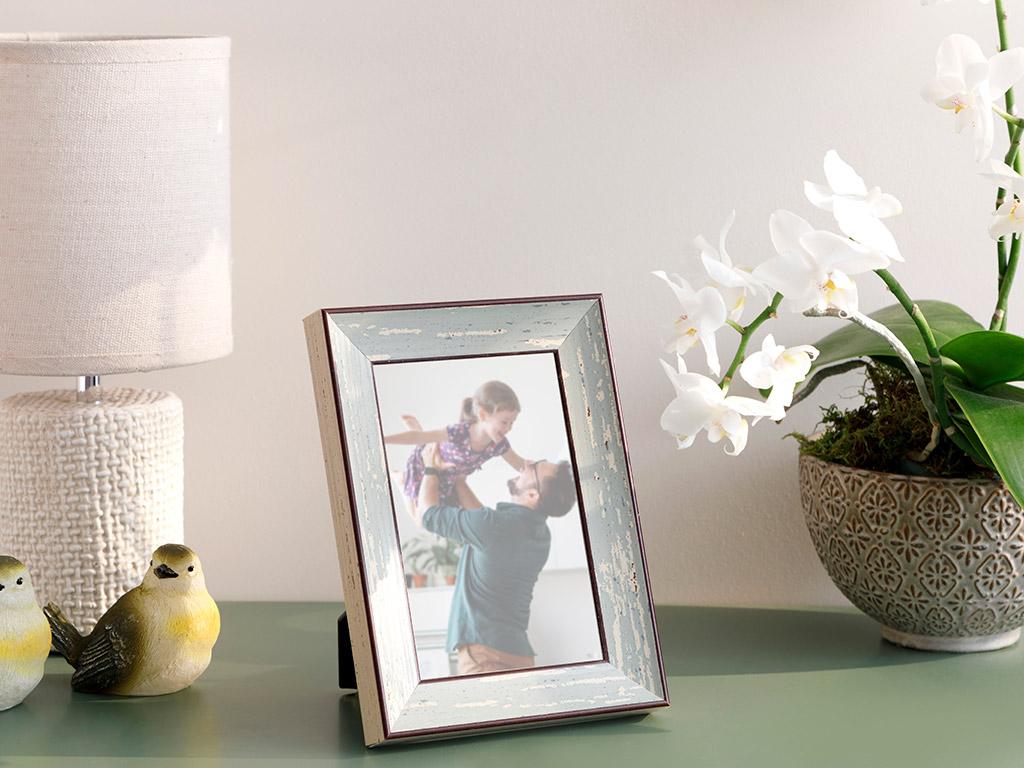 Carlyn Frame 10x15 Cm Green