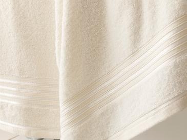 Romantic Stripe Комплект Хавлии за Баня 50X85 См-70X150 См Екрю