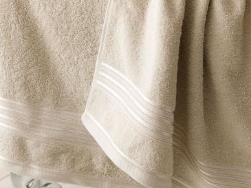 Romantic Stripe Комплект Хавлии за Баня 50X85 См-70X150 См Сиво