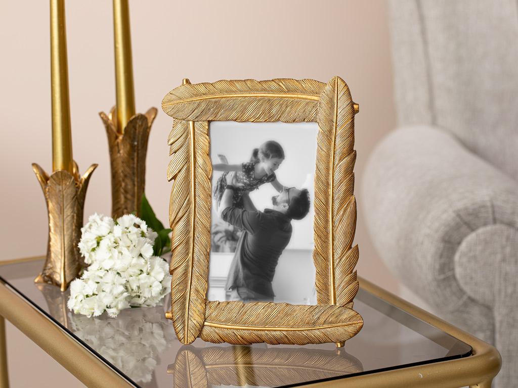 Pretty Romance Frame 15,5x20,8x1,8 Cm Gold
