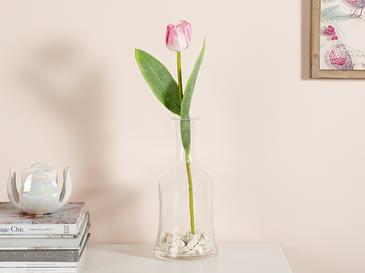 Ragged Orchid Изкуствено Цвете 39 См Светлорозово