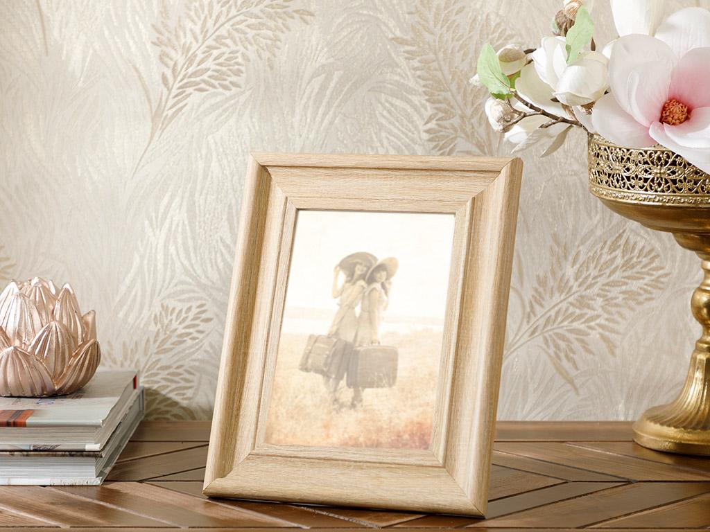 Wooden Frame 13x16 Cm Brown