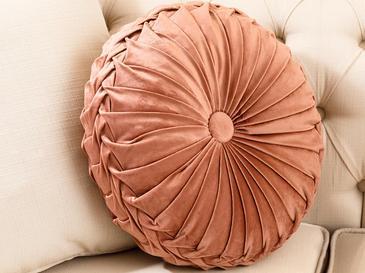 Elegance Декоративна Калъфка за Възглавница 35x35 См Пепел от Рози