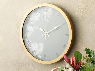 Magnolia Стенен Часовник 30 См Златисто