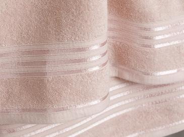 Romantic Stripe Комплект Хавлии за Баня 50X85 См-70X150 См Нюд