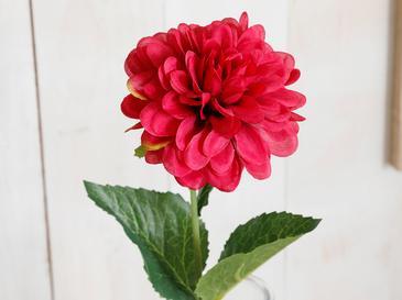Dahlia Изкуствено Цвете 53 См Пепел от Рози