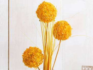 Grass Изкуствено Цвете 67 См Жълто