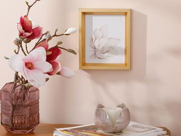 Classy Magnolia Декоративно Табло 18x20 См Пудра