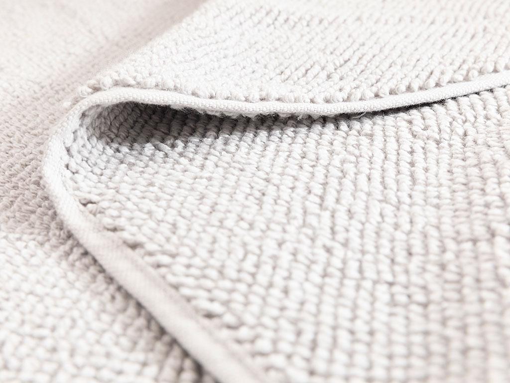 Vanity Brass Towel For Foot 50x70 Cm Light Gray
