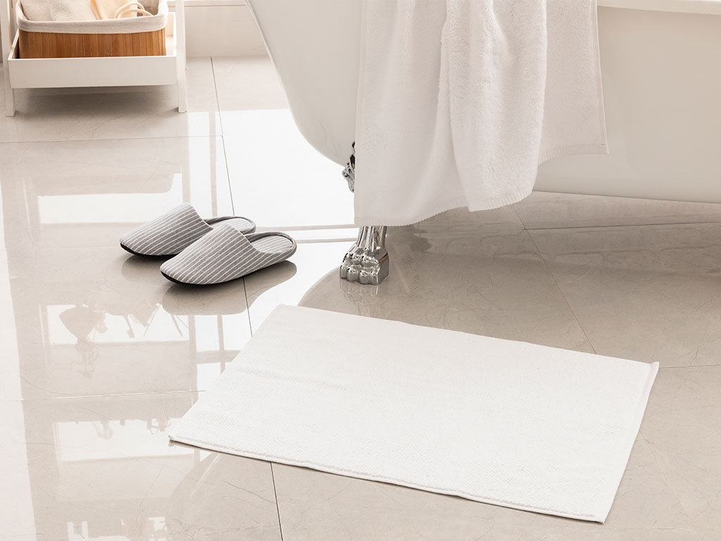 Vanity Foot Towel 50x70 Cm White