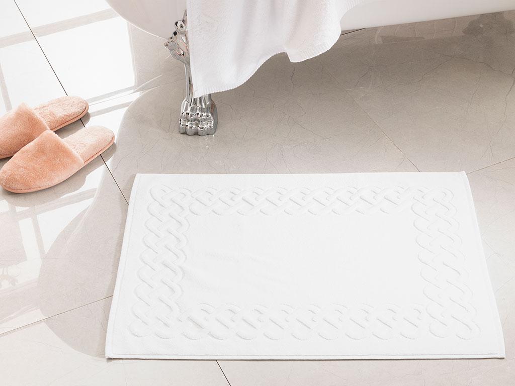 Pure Basic Feet Towel 50x70 Cm White