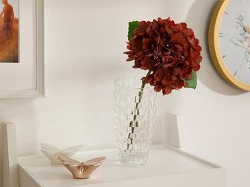 Hydrangea Изкуствено Цвете 33 См Бордо