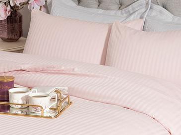 Crystal Комплект Спално Бельо Двоен Размер 200x220 См Розово