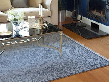 Velvet Classic Килим 120x180 См Сиво