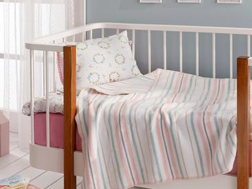 Softy Бебешко Одеяло 100x120 См Розово
