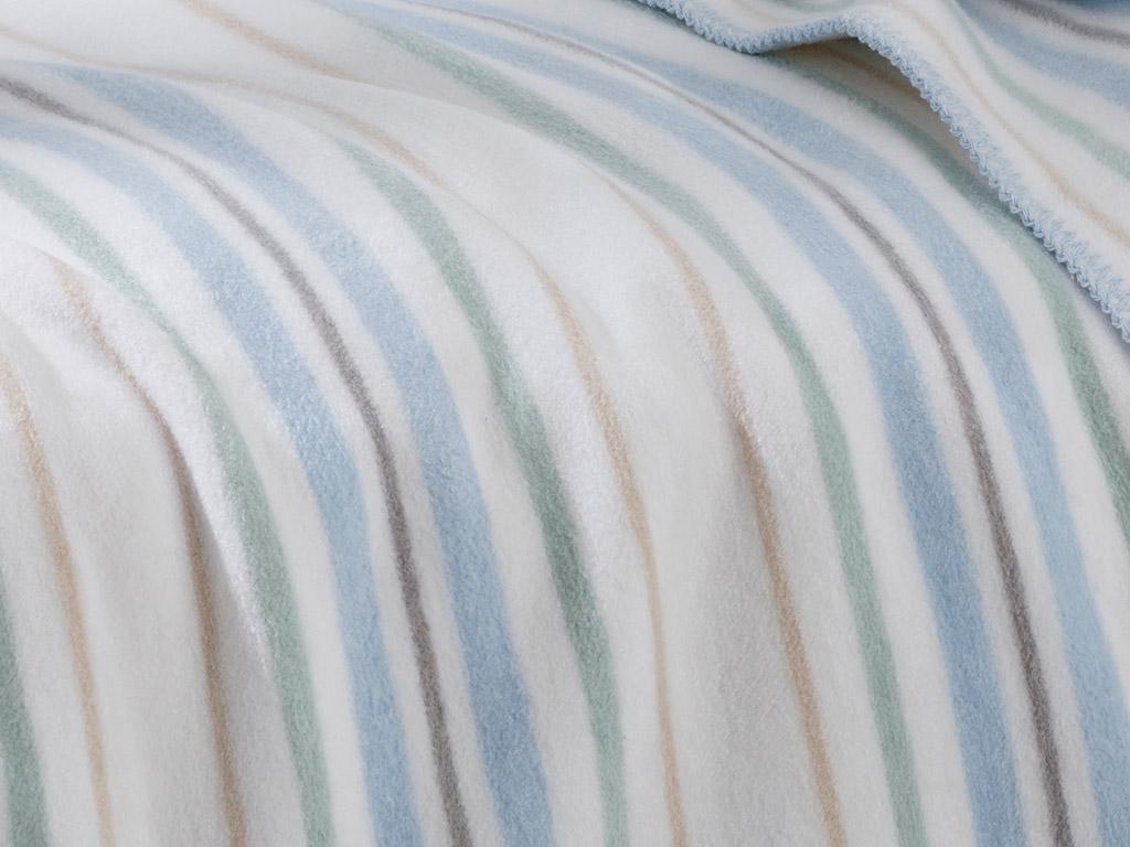 Softy Бебешко Одеяло 100x120 См Синьо