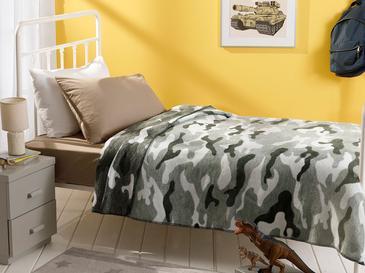 Camouflage Детско Одеяло 150x200 См Зелено