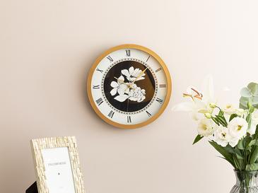 Стенен Часовник 30 См Черно