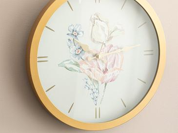 Стенен Часовник 30 См Златисто