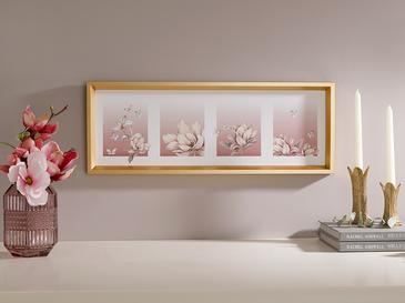 Magnolia Dream Декоративно Табло 22x61 См Пудра