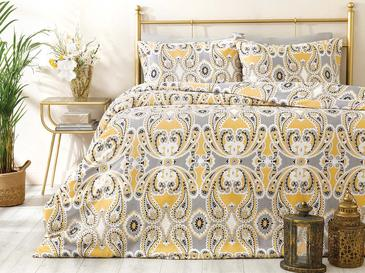 Fancy Комплект Спално Бельо Единичен Размер 160x220 См Жълто