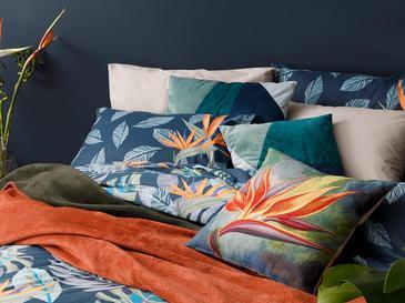 Paradise Декоративна Калъфка за Възглавница 45x45 См Цветно