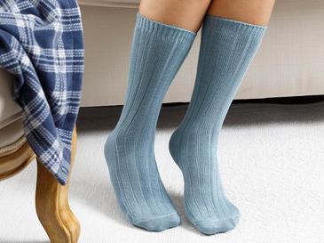 Caraline Дамски Чорапи Стандарт Зелено