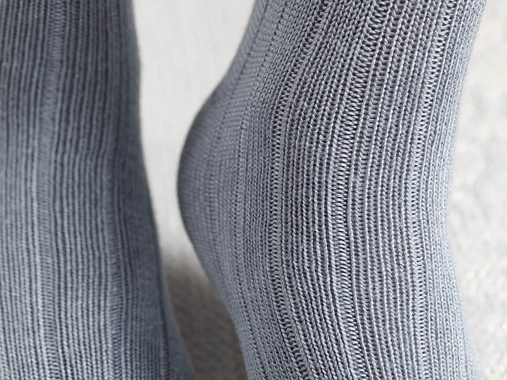 Caraline Bamboo Socks Mix Gray
