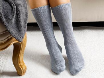 Caraline Чорапи Стандарт Сиво