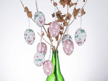 Easter Break Висяща Декорация 4x18x22 См Розово