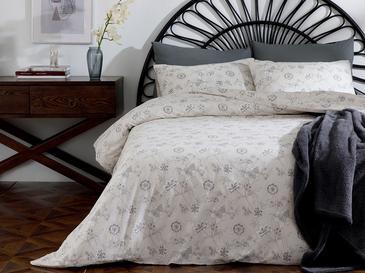 Peony Jacobean Комплект Спално Бельо Единичен Размер 160x220 См Бежово