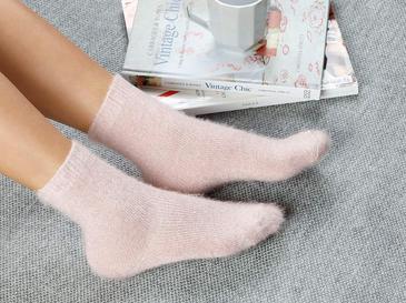Elegance Чорапи Светлорозово