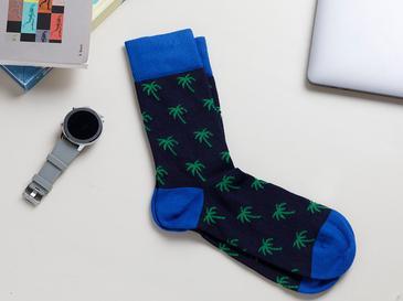 Palm Island Чорапи Стандарт Тъмносиньо