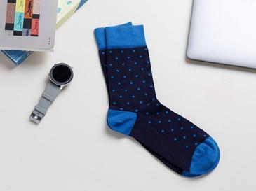 Spots Чорапи Стандарт Тъмносиньо