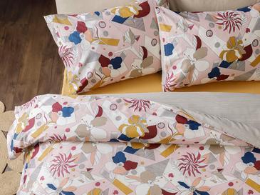 Спално Бельо Компле Единични Памучен 160x220cm Розов