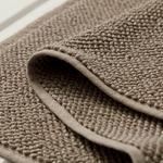 Vanity Brass Foot Towel 50x70 Cm Dark Beige