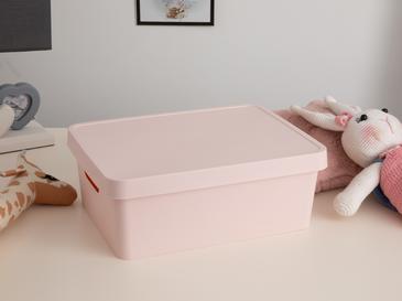 Stella Кутия за Съхранение 27x37x14 См Пудра