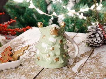 Pine Tree Чаша Доломит 325 Мл Зелено