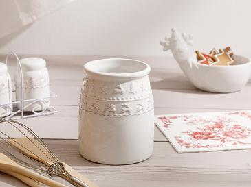 Karmen White Комплект Сет за Готвене 5 Бр. 10x10x12 См Бяло