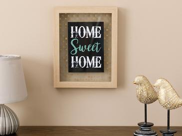 My Sweet Home Декоративно Табло Мдф 20x25 См Кафе