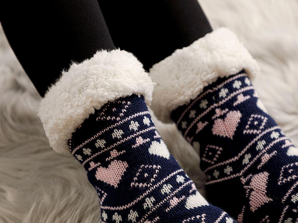 Heart Stitch Polyestere Socks 36-38