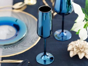 Jade Стъкло 150x270 Cm Blue - Navy