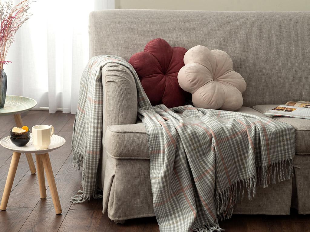 Tv Blanket 120x150 Cm Gri