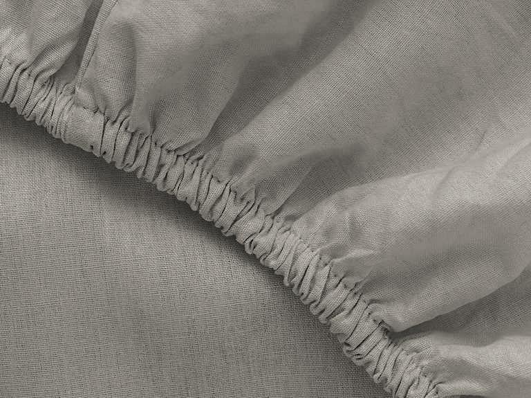 Plain Cottony Double Person Fıtted Sheet 160x200 Cm