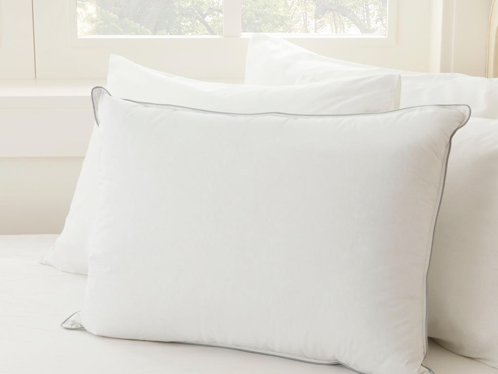Super Soft Goose Down Pillow 50x70 Cm White