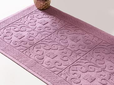 Curl Килим Памучен 600 Ml Сух Розов Цвят