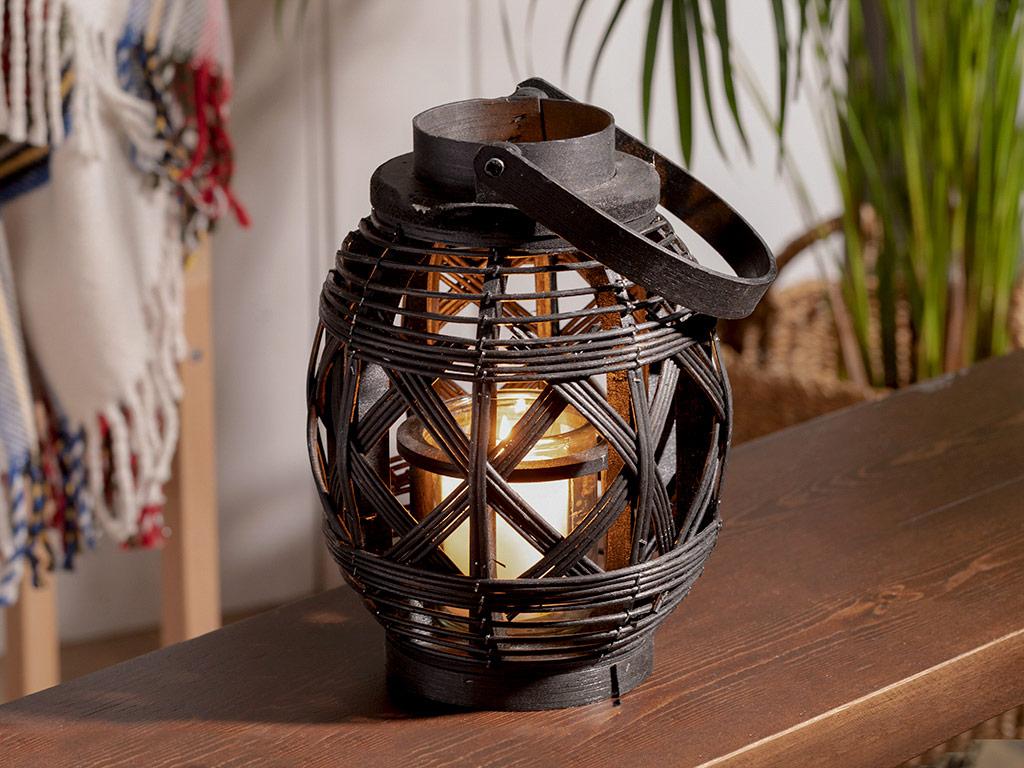 Fancy Фенер Бамбук 19x25 См Черно