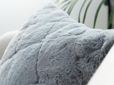 Rabbit Декоративна Калъфка за Възглавница 45x45 См Тъмносиньо